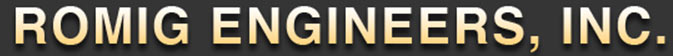 Romig Engineers Inc