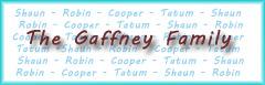 Gaffney Family