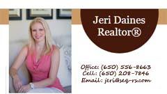 Jeri Daines Realtor logo