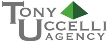 Tony Uccelli Logo